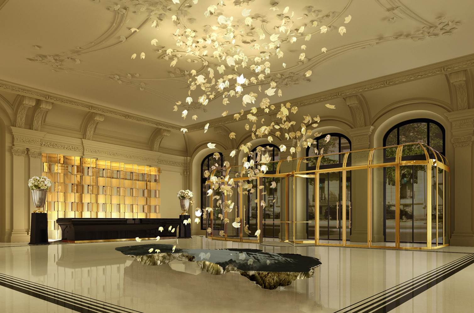 l 39 h tel peninsula paris recrute son chef barman emploi chr petites annonces infosbar. Black Bedroom Furniture Sets. Home Design Ideas