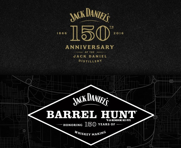 Jack Daniel's Barrel Hunt