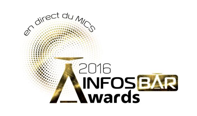 Infosbar Awards : les nommés officiels