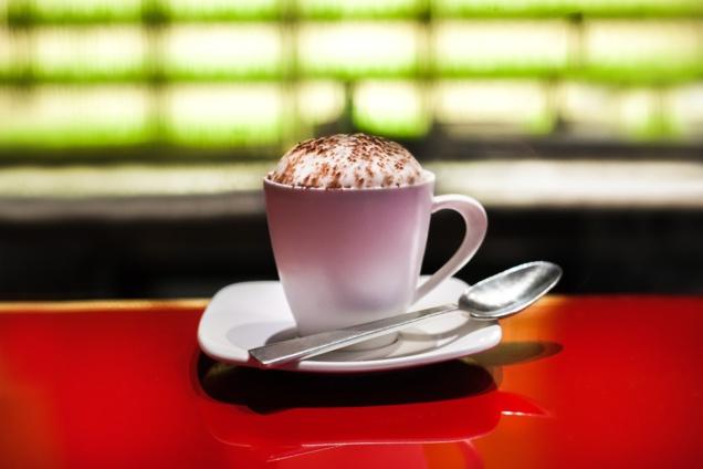 Cappuccino Suntory Hakushu // DR