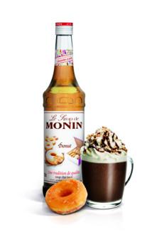 Nouveauté : Sirop MONIN Donut