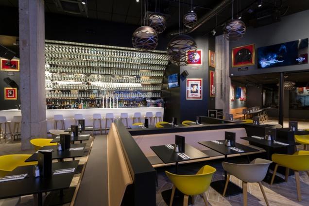 Hard Rock Café de Lyon // DR