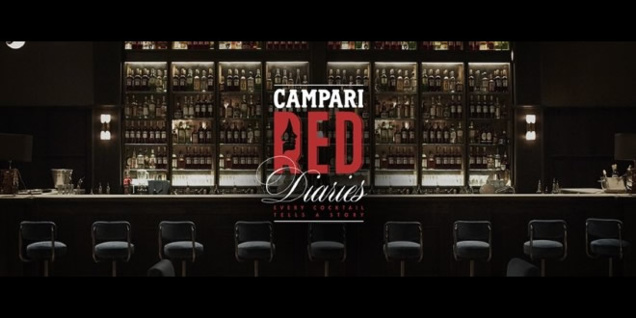 Campari Red Diaries 2017