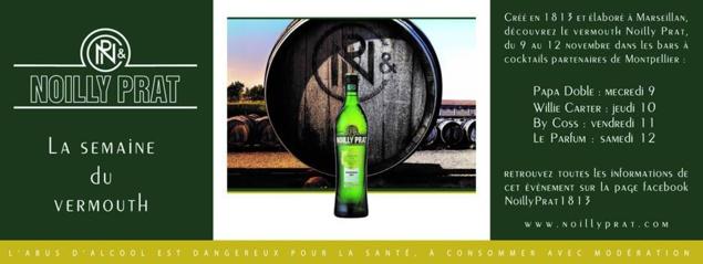 La Vermouth Week débarque à Montpellier