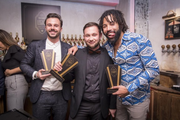 Demi-Finale France de la Bacardi Legacy Global Cocktail Competition 2017 : les cocktails des gagnants