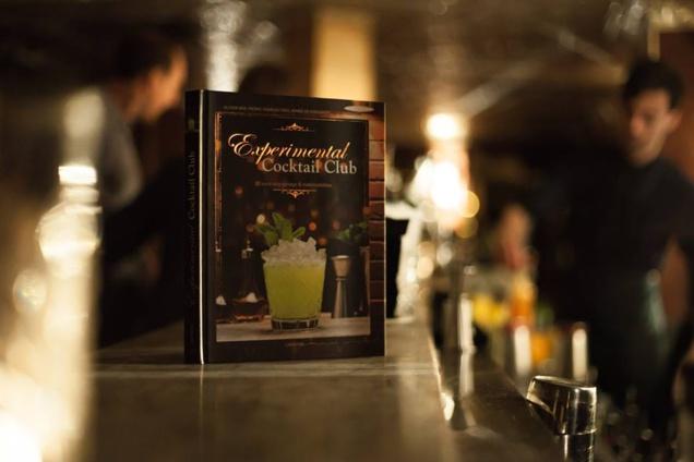L'Expérimental Cocktail Club : 85 cocktails vintage et indémodables