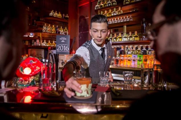 Bartenders at work by Infosbar : le CV express de Brice Martaud