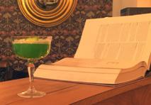 """Cocktail """"Elisabeth Bay"""""""