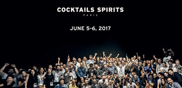 Cocktails Spirits Paris 2017