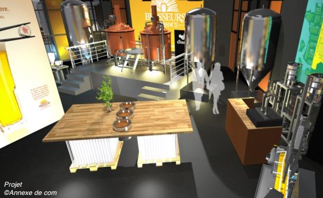 Salon de l agriculture 2017 brasseurs de france ouvre for Salon de la biere paris 2017