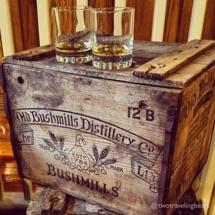 Saint Patrick's day & Bushmills whiskey : Le goût sacré de l'esprit irlandais !
