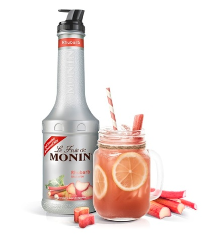 Fruit de MONIN Rhubarbe
