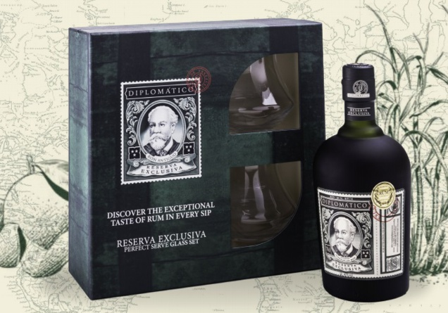 Coffret Perfect Serve by Diplomático