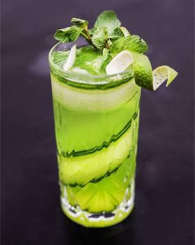 Cocktail signature @Mouche