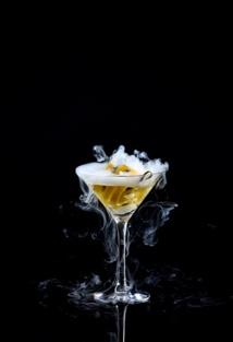 Volcano Martini