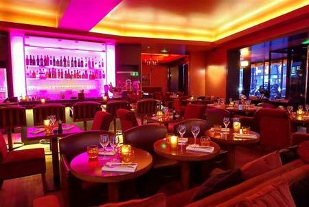 De Luca Restaurant Paris Carte