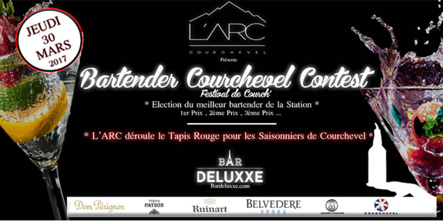 Bartender Courchevel Contest 2017