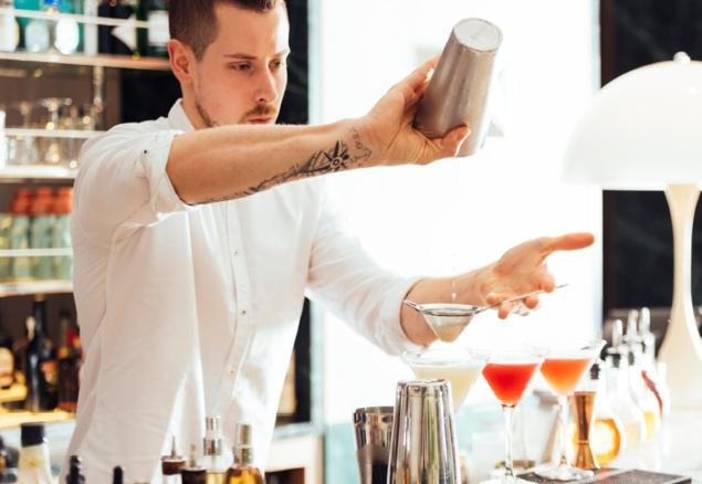 Alex, Chef Barman du Klay Saint Sauveur
