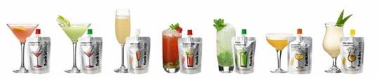 Huitième monde présente le cocktail 100% naturel en 10 secondes