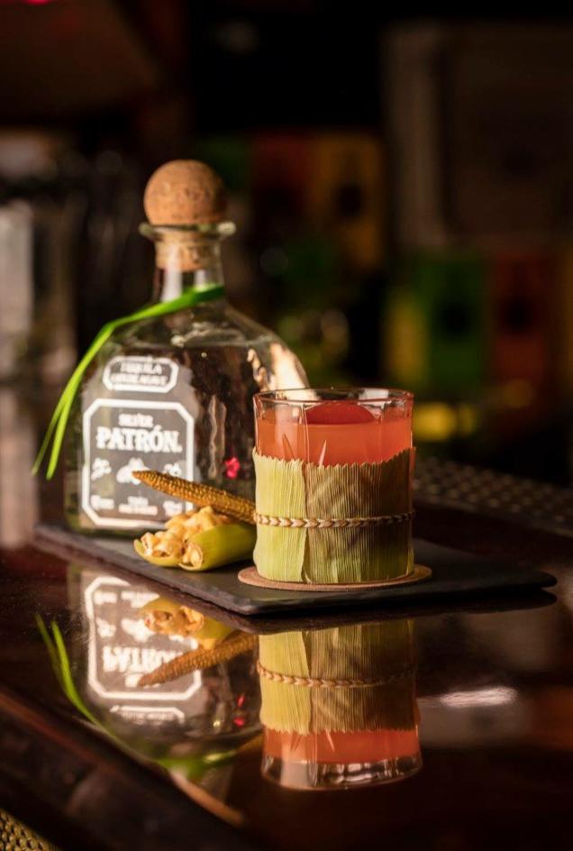 "Cocktail Signature : ""Pimento"" Goloso by Brice Martaud"