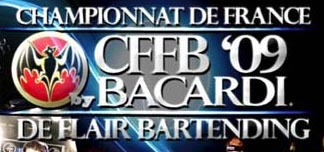 Championnat de France de Flair : début des qualifications.