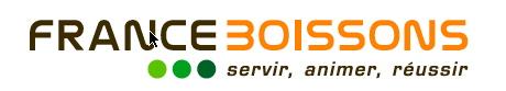 Nouveau logo France Boissons