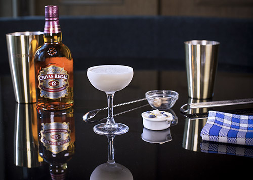Cocktail BROTHERLY CHAPTER (classic way)