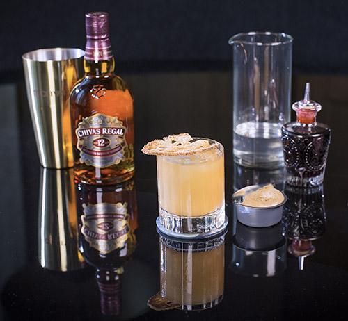 Cocktail DIVINE SENSATION (local way)