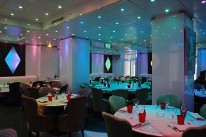 Bar-restaurant-lounge le Music Hall - Paris
