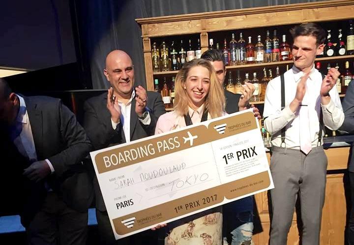 © Page Facebook Les Trophées Du Bar