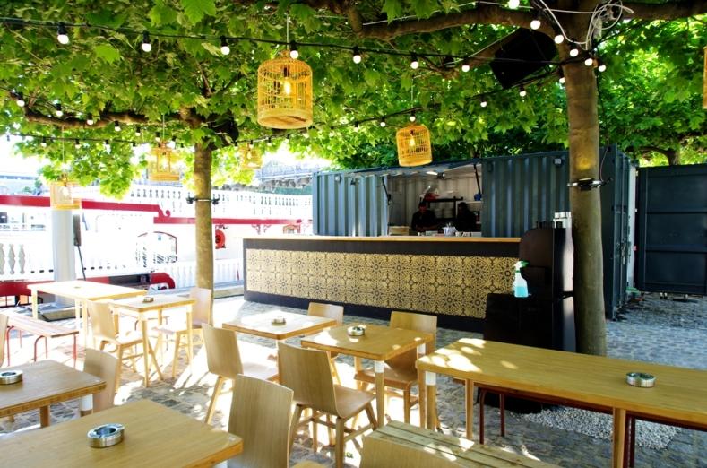 La Démesure sur Seine © Infosbar.com