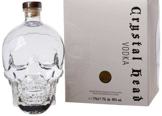 Vodka Crystal Head : Dan Aykroyd en dédicace à la Grande Epicerie de Paris