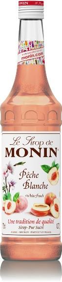 Cocktail Pom Pêche by MONIN