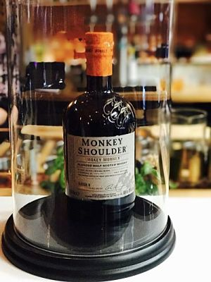 Le nouveau whisky tourbé de Monkey Shoulder