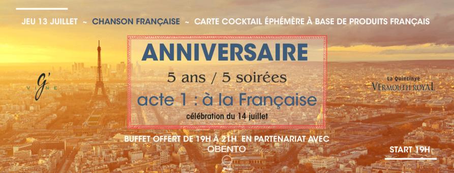 Montpellier : Le By Coss Bar célèbre ses 5 ans