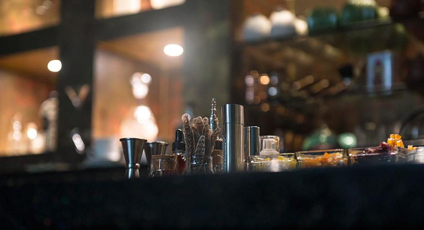 La nouvelle carte de cocktails signature du Secret 8 by Buddha bar arrive en novembre 2017 © Marc Ramos - Tigre Blanc Paris