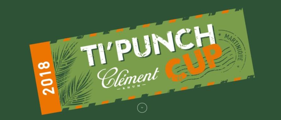 Concours Ti'Punch Cup Rhum Clément 2018