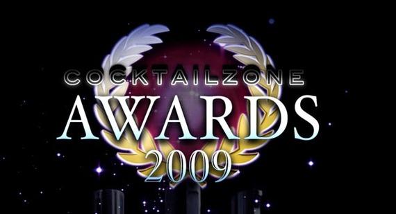 Cocktailzone Awards au Purple Bar de l'hôtel Hilton (Paris)