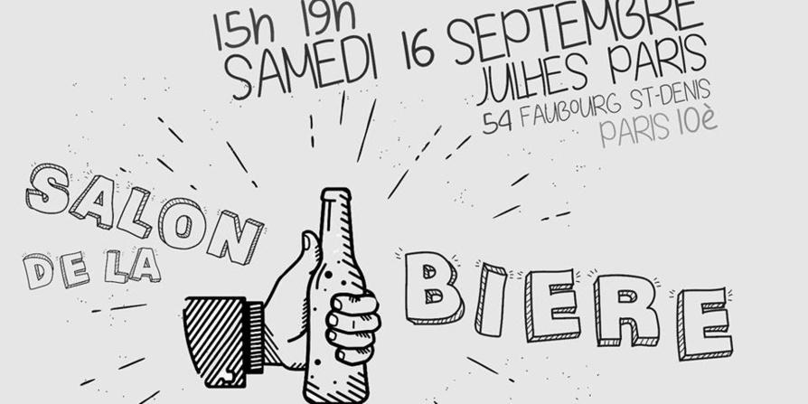 Salon de la bière 2017 by Julhès Paris
