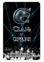 Clans in the vibe et Clans by Cerrone