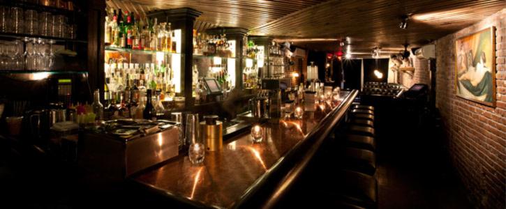 Les 100 meilleurs bars du monde en 2017