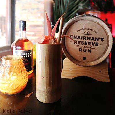 Hiwanarau Mai Tai : le cocktail gagnant de Danilo Grenci