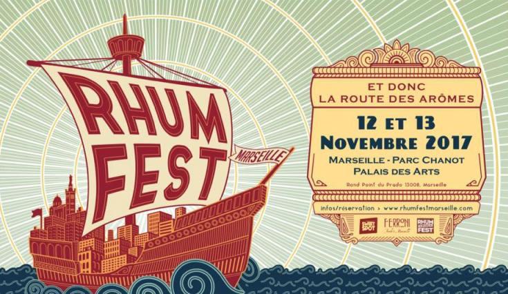 Rhum Fest Marseille 2017 : le programme des masterclasses