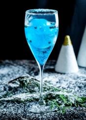 """""""Fizzy Iceberg"""" : cocktail d'hiver à l'Hôtel Du Collectionneur"""