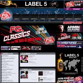 Première campagne web de Label 5 (La Martiniquaise)
