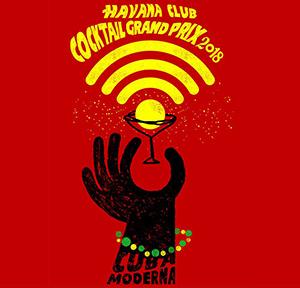 Thème Cuba Moderna pour le Grand Prix Havana Club 2018 !