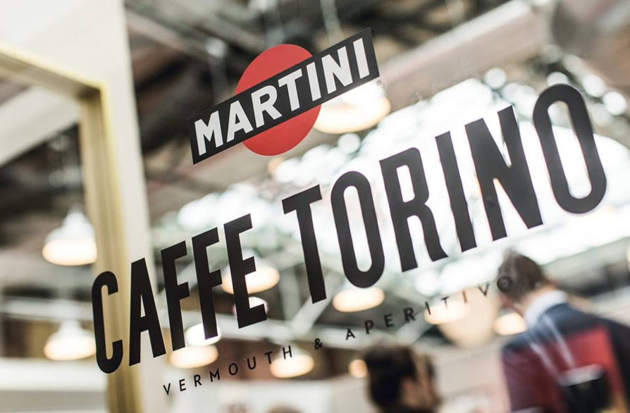 Bar éphémère Caffé Torino à Paris