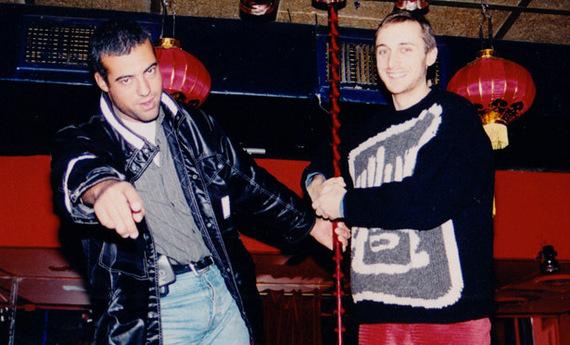 Laurent Le Pape et David Guetta - Les Bains (1997)