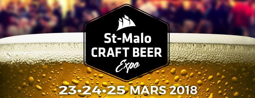 Saint-Malo Craft Beer Expo 2018