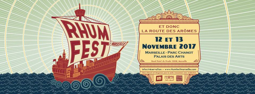 Rhum Fest Marseille 2017 : les cocktails du Ferry Bar